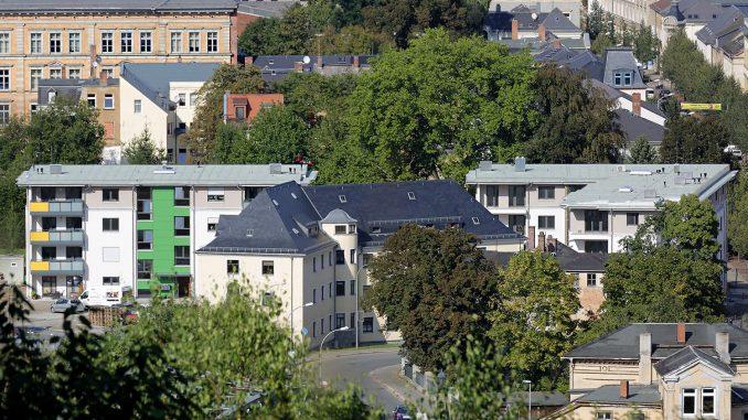 Vogtlandspiegel: Weitere Aufwertung der Greizer Neustadt durch GWG – Wohnpark