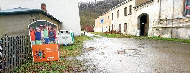 Greizer ärgert sich über Anbindung an Rad- und Wanderweg in Greiz-Neustadt: Bauhof kümmert sich